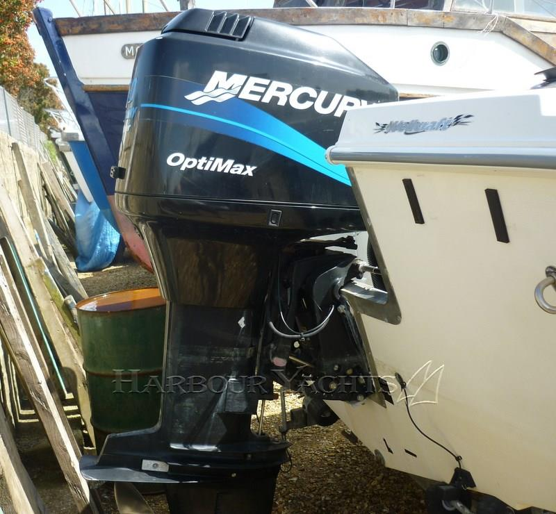 Wellcraft - 22 Walkaround - £14,950 incl VAT