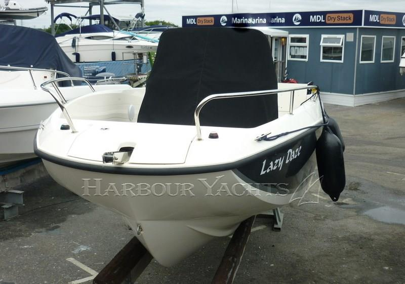 Quicksilver - 605 Open - £27,950 incl VAT